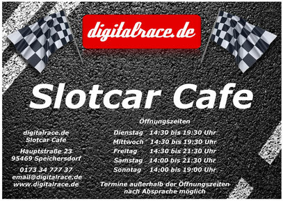 Adressenbanner Digitalrace Cafe